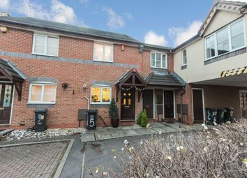 Thumbnail 2 bed town house for sale in Waterville Close, Leicester