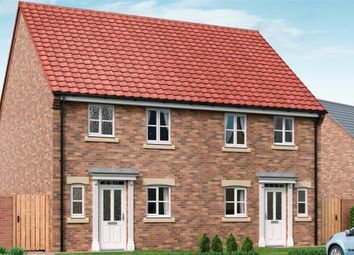 "Thumbnail 3 bed semi-detached house for sale in ""The Hawthorne"" at Redcar Lane, Redcar"