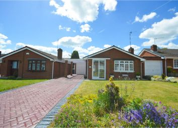Thumbnail 2 bed detached bungalow for sale in Muirfield Close, Nuneaton