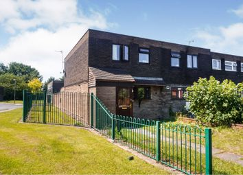 Thumbnail 3 bed end terrace house for sale in Farmbridge Close, Bentley, Walsall