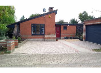 Thumbnail 4 bed detached bungalow for sale in Faraday Drive, Milton Keynes