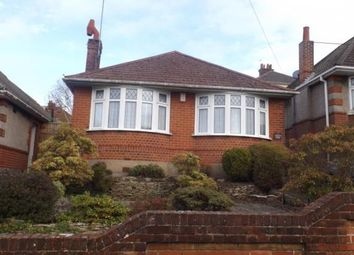 Thumbnail 2 bedroom bungalow for sale in Linden Road, Parkstone, Poole