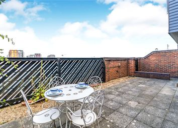 Thumbnail 1 bed flat for sale in Moorhead Court, Channel Way, Southampton