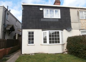 Thumbnail 2 bed semi-detached house to rent in Vernon Road, Bilston