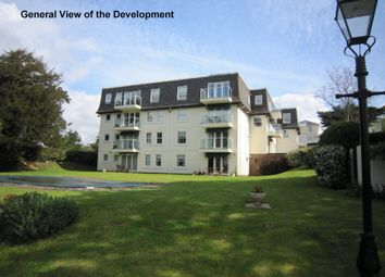 Thumbnail 2 bedroom flat for sale in Hyfield Gardens, Grafton Road, Torquay