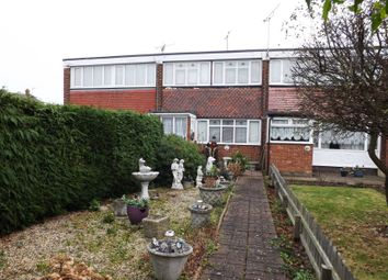 Thumbnail 3 bed terraced house for sale in Wilrych Aveenue, Canvey Island