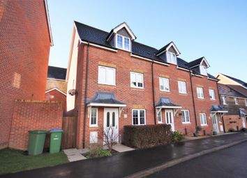 Thumbnail 3 bed town house for sale in Demas Drive, Whiteley, Fareham