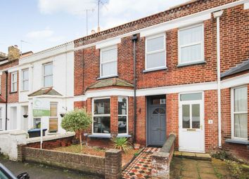 Thumbnail 3 bedroom terraced house for sale in Alexandra Road, Margate
