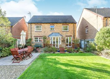 Thumbnail 4 bed detached house for sale in Dan Y Graig Heights, Talbot Green, Pontyclun