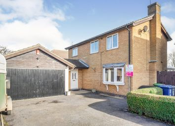 Thumbnail 4 bed detached house for sale in Wilthorne, Warboys, Huntingdon