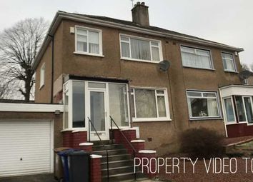 Thumbnail 3 bed property for sale in Greenways Avenue, Paisley