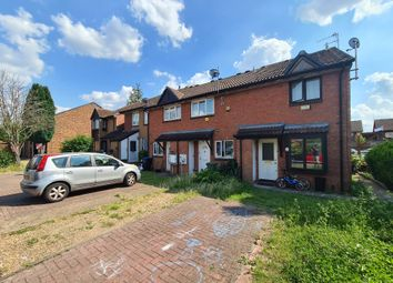 Thumbnail 1 bed terraced house to rent in Pikestone Close, Hayes