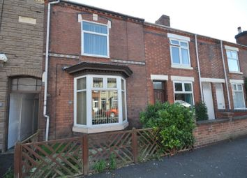 Thumbnail 3 bed terraced house to rent in Wyggeston Street, Horninglow, Burton On Trent