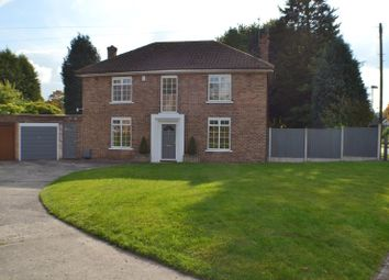 Thumbnail 4 bed detached house to rent in West Way, Holmes Chapel, Crewe