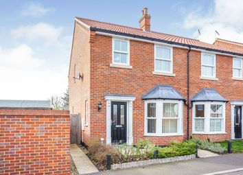 3 bed semi-detached house for sale in Willow Gardens, Bungay NR35