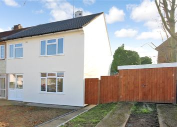 Thumbnail 3 bedroom semi-detached house for sale in Wisley Road, St Pauls Cray, Kent