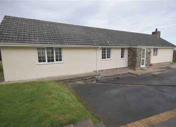 Thumbnail 3 bedroom detached bungalow to rent in Glenmore Farm, Nr Roborough, Devon