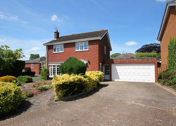 Thumbnail 4 bedroom detached house for sale in Falmouth Gardens, Newmarket