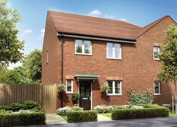 """Thumbnail 3 bed semi-detached house for sale in """"The Eveleigh"""" at Badgers Chase, Retford"""