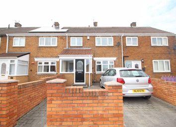 3 bed terraced house for sale in Stoker Avenue, South Shields NE34