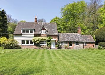 Thumbnail 3 bed detached house for sale in Naphill Common, Naphill, Buckinghamshire
