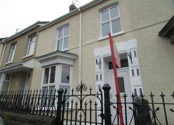 Thumbnail 3 bed terraced house to rent in Gilbert Road, Llanelli, Carmarthenshire
