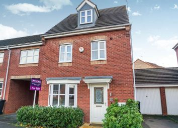 Thumbnail 4 bed semi-detached house for sale in Saxthorpe Road, Leicester