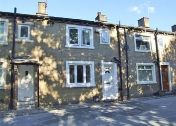 Thumbnail 2 bed terraced house for sale in Old Lane, Ovenden, Halifax