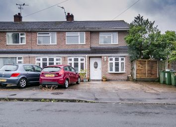 Thumbnail 4 bed semi-detached house for sale in Mill Hill Close, Whetstone, Leicester