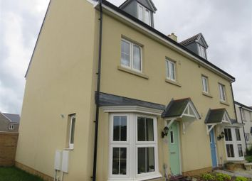 Thumbnail 4 bed town house for sale in Y Ffowndri, Llanelli