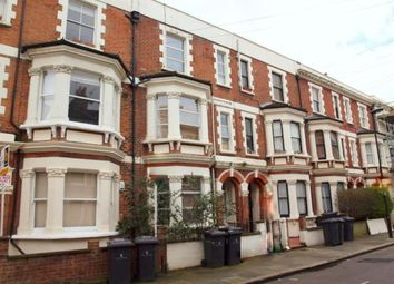 Thumbnail 2 bed flat to rent in Tregothnan Road, Clapham North