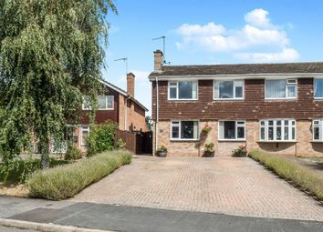 Thumbnail 3 bed semi-detached house for sale in Brookside Avenue, Wellesbourne, Warwick