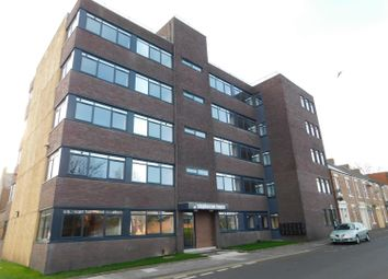 Thumbnail 2 bed flat for sale in Stephenson Street, North Shields