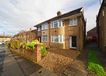Thumbnail 4 bed semi-detached house for sale in Wilsmere Drive, Northolt