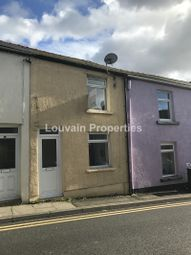 Thumbnail 2 bed property to rent in Tillery Street, Abertillery, Blaenau Gwent.