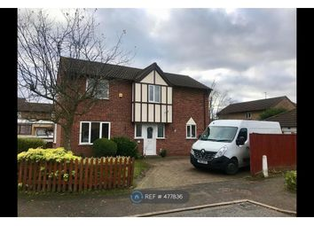 Thumbnail 4 bed detached house to rent in Langdyke, Peterborough