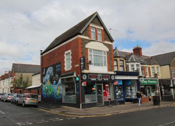 Thumbnail 3 bed flat for sale in Crwys Road, Cathays, Cardiff