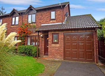 Thumbnail 3 bed semi-detached house for sale in Griffiths Close, Thatcham, Berkshire
