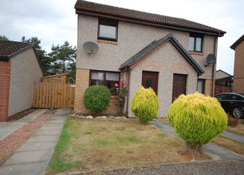 Thumbnail 2 bed semi-detached house for sale in Drainie Way, Lossiemouth