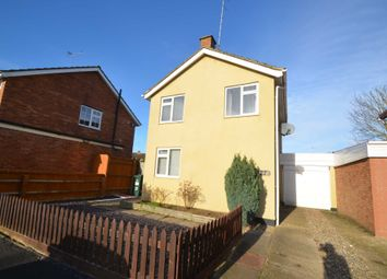 Thumbnail 3 bedroom link-detached house for sale in Bramber Close, Bletchley, Milton Keynes
