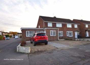 Thumbnail 4 bed semi-detached house for sale in Latton Green, Harlow, Essex