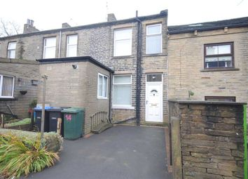 Thumbnail 2 bed terraced house to rent in Victoria Street, Queensbury, Bradford