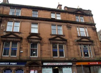 Thumbnail 2 bed flat to rent in Kinnoull Street, Perth