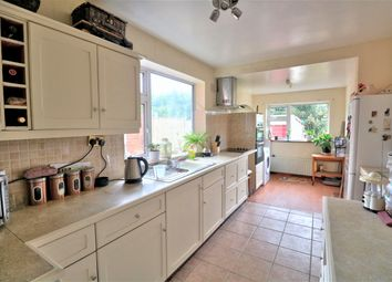 Thumbnail 4 bed detached bungalow for sale in Oakfield Avenue, Warsop, Mansfield