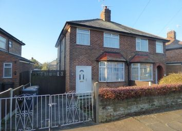 Thumbnail 3 bed semi-detached house to rent in East Crescent, Beeston Rylands