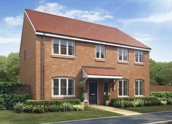 "Thumbnail 4 bed detached house for sale in ""The Holborn"" at Hatfield Road, St Albans"