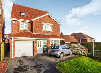 Thumbnail 6 bed detached house for sale in Blue House Court, Blackhall Colliery, Hartlepool