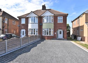 Thumbnail 4 bed semi-detached house for sale in Ramsey Road, Dovercourt Harwich, Essex