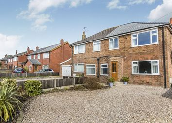 Thumbnail 3 bed semi-detached house for sale in Lancaster Road, Cabus, Preston