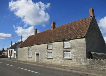 Thumbnail 3 bed detached house for sale in Main Street, Walton, Street